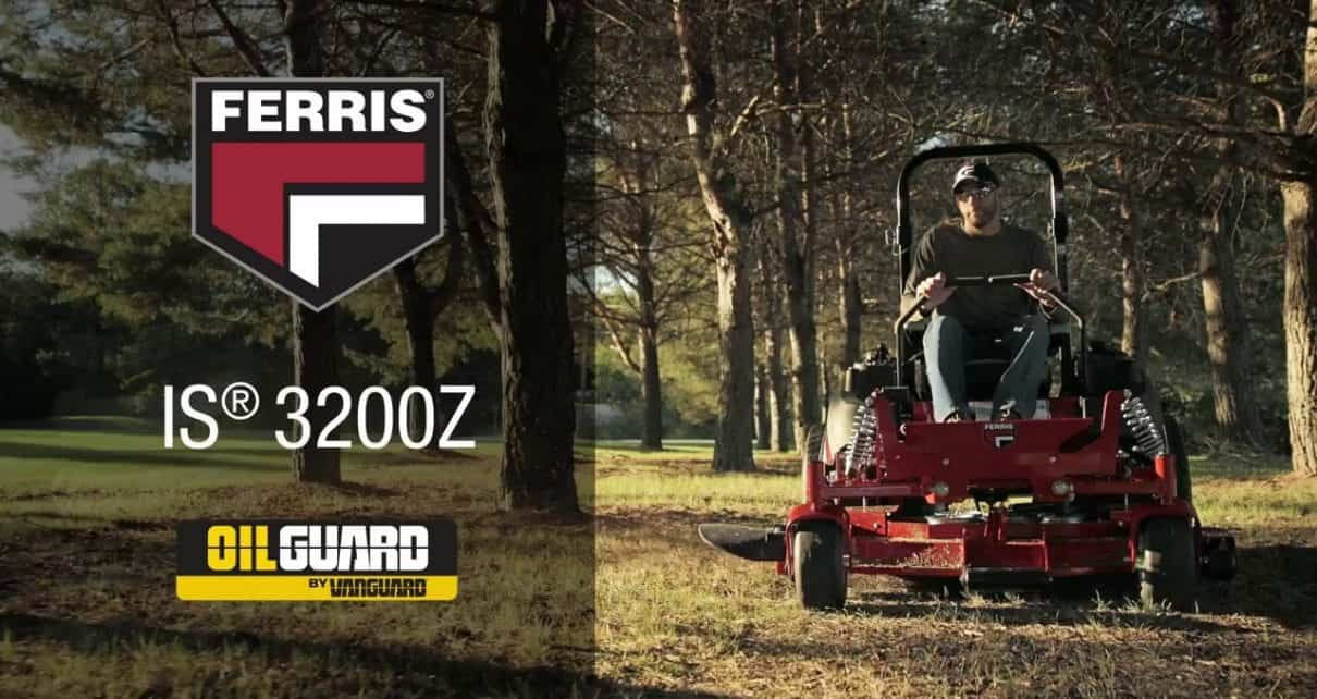 commercialmowerreviews com - Ferris IS 3200Z Zero Turn Mower