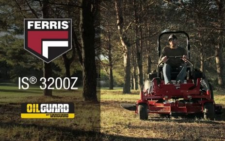Commercialmowerreviews com - Ferris SRS Z3 Stand On Mower In-Depth
