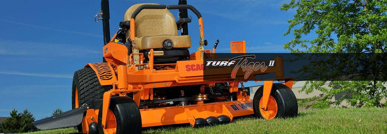 Scag Turf Tiger II Zero Turn Mower Review - Commercial Mower