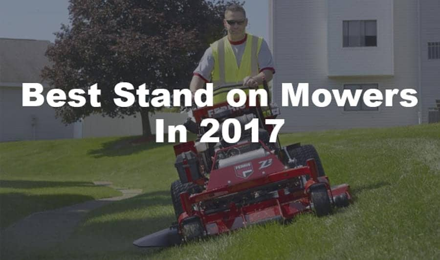 best-standon-mowers - Commercial Mower Reviews
