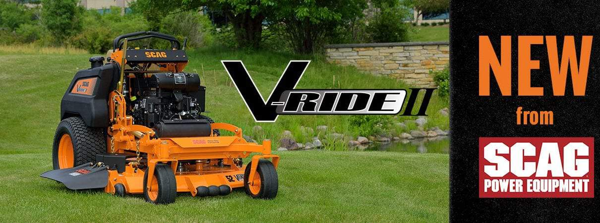 Scag V-Ride II Stand on Mower Review - Commercial Mower Reviews