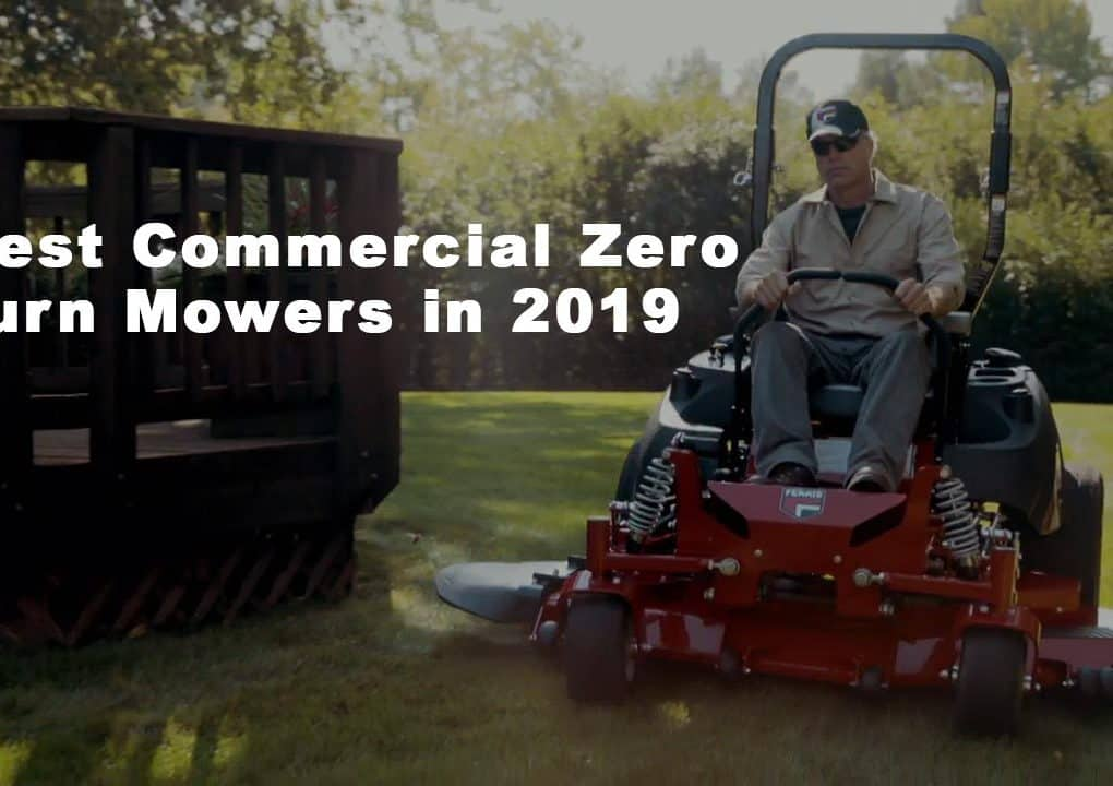 Home - Commercial Mower Reviews