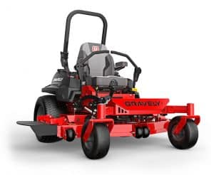 gravely pro turn 400 mower