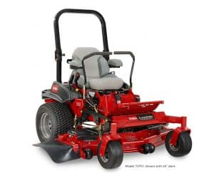 Toro 6000 series mower