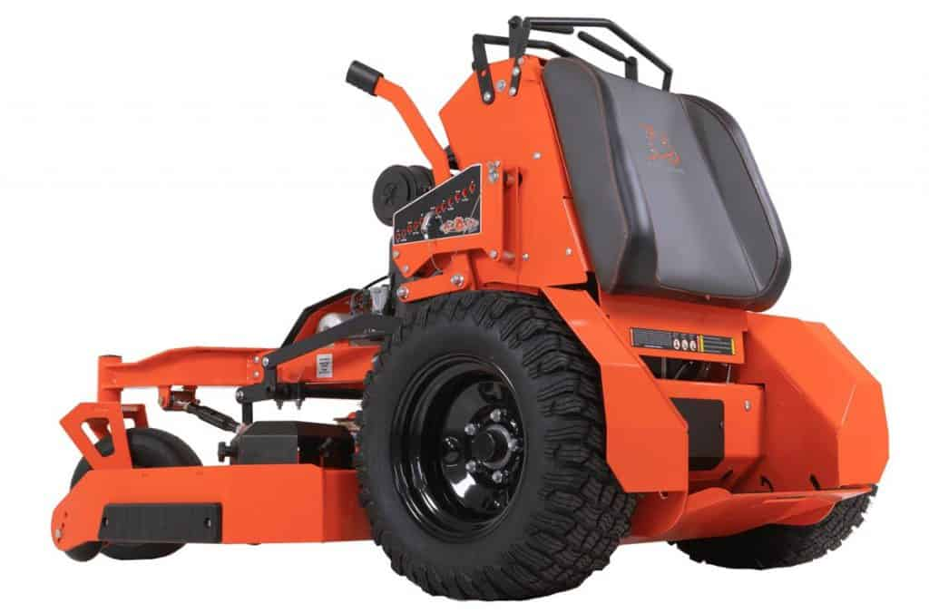 Bad Boy Revolt Stand On Mower Review - Commercial Mower Reviews