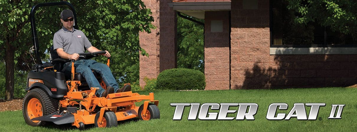 Scag Tiger Cat 2 Zero Turn Mower
